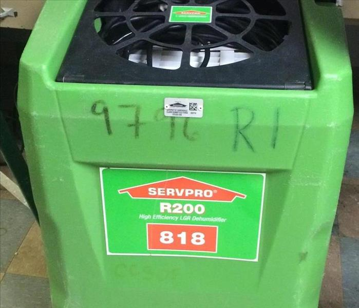 Low Grain Refrigerant Dehumidifiers (LGR)