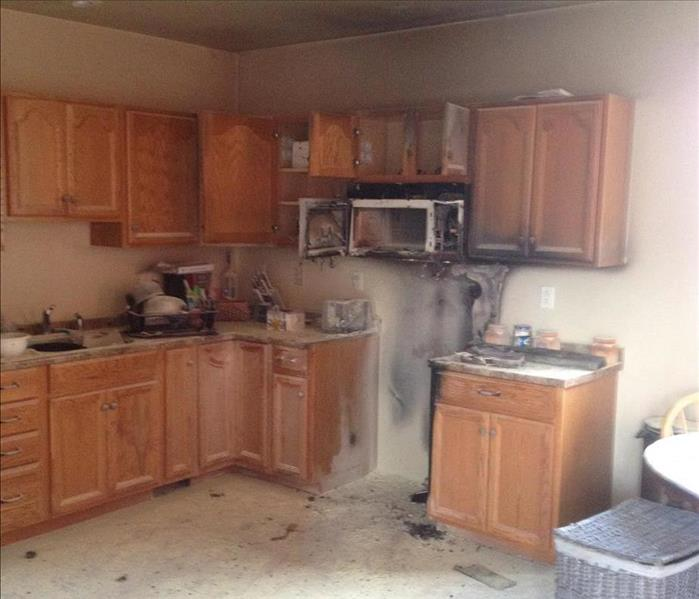 Fire Extinguisher Discharge Cleanup