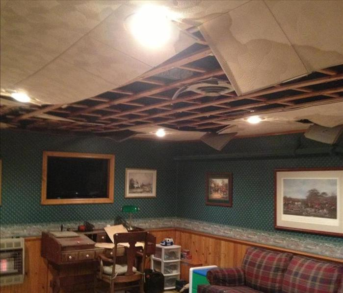 Water Damage - Scranton Pa
