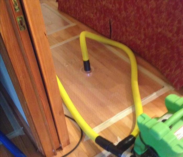 Drying Mats to Save Hardwood Flooring