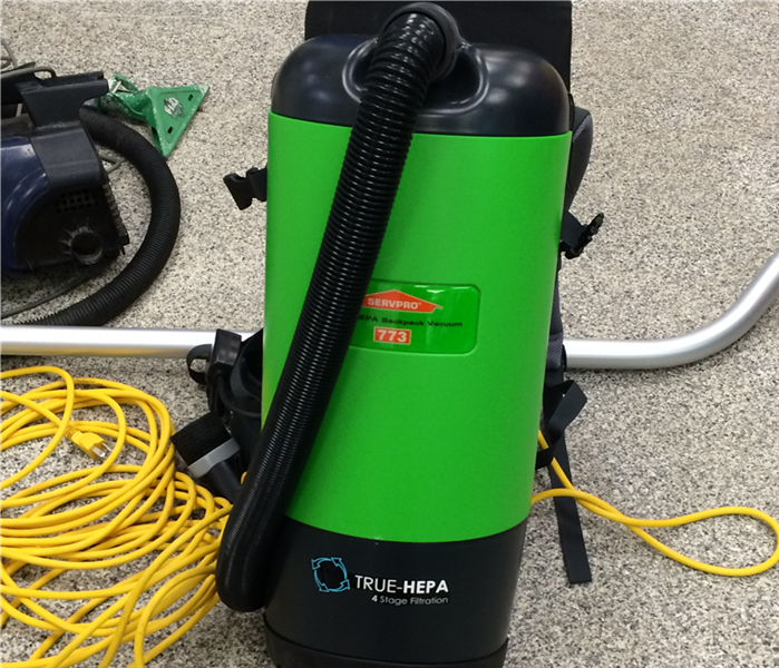 Mold Remediation HEPA Vacuums