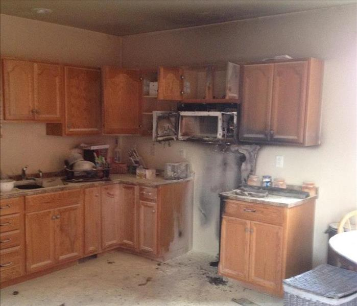 Kitchen Stove Fire: SERVPRO Of Carbondale / Clarks Summit