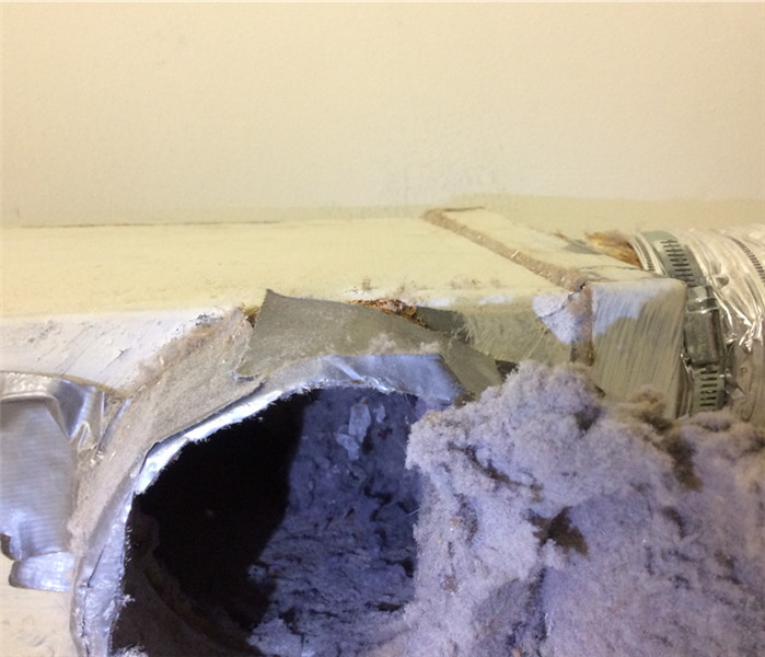 Building Services Dryer Duct Cleaning-Preventive Maintenance Programs