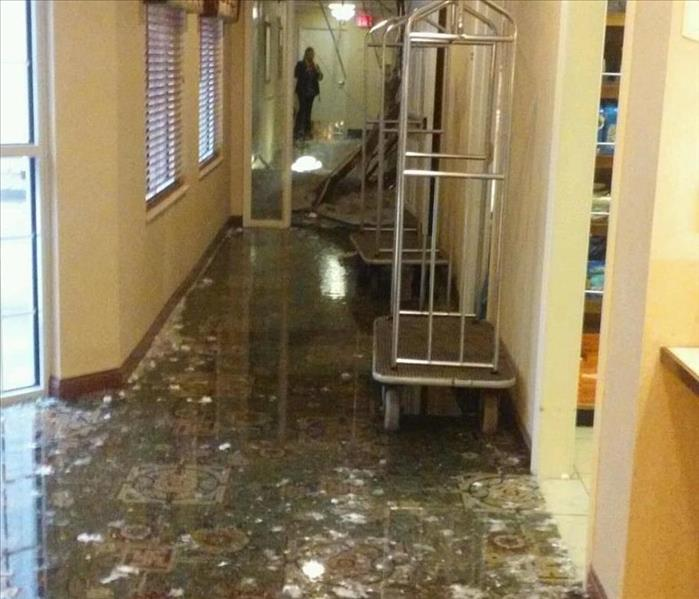 Storm Damage Flooding safety precautions