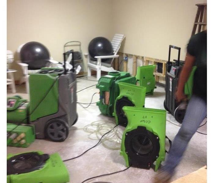 Water Damage The Drying Process
