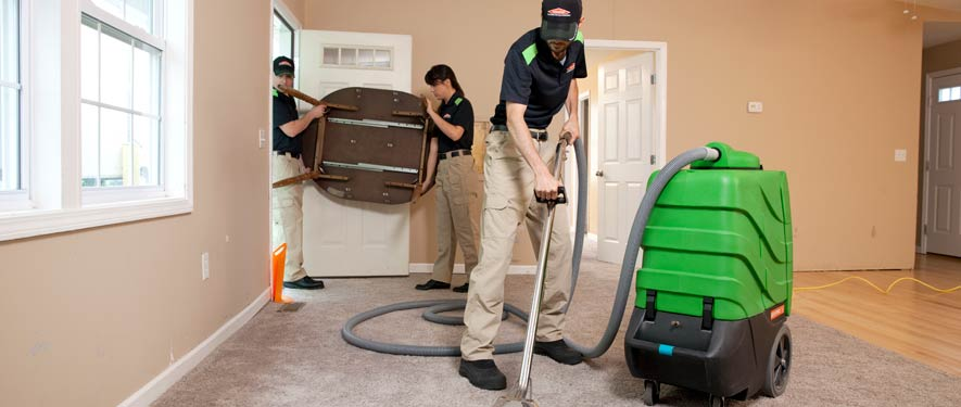 Carbondale, PA residential restoration cleaning